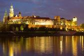 Krakow city in Poland, Europe — Stock Photo