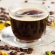 Cup of coffee — Stock Photo #8439290
