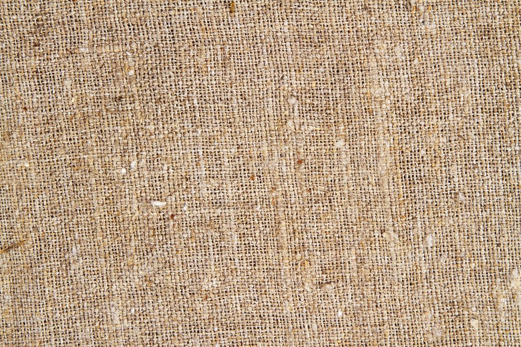 Sacking cloth background, close-up photo — Stock Photo #8459133