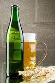 Beer still life — Stock Photo