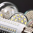 Led light bulb — Stock Photo