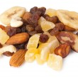 Dried Fruit and Nuts — Stock Photo #8784724