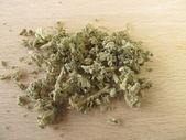 Marshmallow, Althaeae folium — Stock Photo