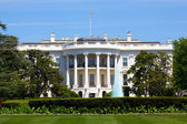 La casa blanca — Foto de Stock