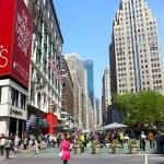 Herald Square in New York City — Stock Photo #10656355