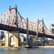 New York City Queensboro Bridge — Stock Photo