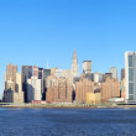 Manhattan panorama — Stock Photo #8871319
