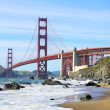 Golden Gate Bridge — Stock Photo #9076486