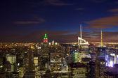 Manhattan skyline — Foto Stock
