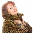 Stock Photo: Senior Woman