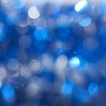 Dark blue sparkles — Stock Photo #10261792