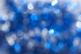 Dark blue sparkles — Stock Photo