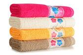 Towel. Series.... — Стоковое фото
