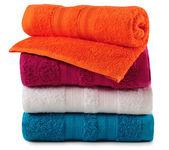 Towel. Series.... — Stock Photo