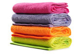 Towel. Series.... — Stockfoto