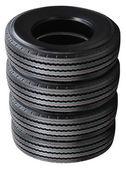 Tire. Isolated — Stock Photo