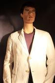 Lifeless man mannequin — Stock Photo