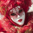 Venice carnival mask — Stock Photo #9350638