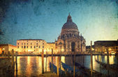 Basilica of Santa Maria della Salute — Stock Photo