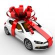 Present car — Stock Photo #9505017