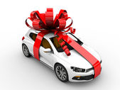 Present car — Stock Photo