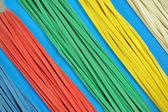 Gomas de colores — Foto de Stock