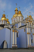St. Michael's Golden Domed Church and Monastery, Kiev — 图库照片