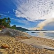 Stock Photo: Sunrise Beach