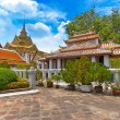 Wat Phra Kaeo, Bangkok — Stock Photo