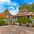 Stock Photo: Wat Phra Kaeo, Bangkok