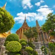 Grand palace, Bangkok - Stock Photo