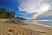 Sunrise Beach — Stock Photo
