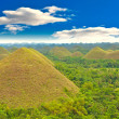 Stock Photo: Chocolate Hills, Philippines