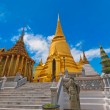 Grand Palace and Stupa, Bangkok, Thailand — Stock Photo