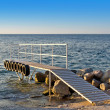 Wooden pier — Stock Photo #8293630