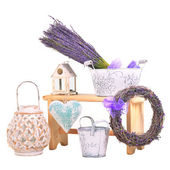Spa items set — Stock Photo