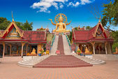Big Buddha statue on Koh Samui island — Stock Photo