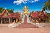 Big Buddha statue on Koh Samui island — Stock Photo