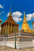 Temples in Wat Phra, Bangkok, Thailand — Stock Photo