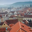 Prague roofs — Foto Stock #8334115