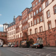 Historical city center of Frankfurt-on-Main, Germany — Stock Photo #8334716
