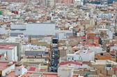 Roofs in Alicante — Stock Photo