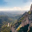 Royalty-Free Stock Photo: Montserrat mountain, Catalonia, Spain