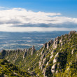 Montserrat mountains, Spain — Stock Photo #8487650