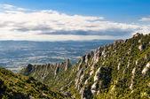 モントセラト山、スペイン — ストック写真