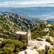 Saint Joan hermitage, Montserrat Mountain, Spain — Stock Photo