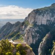 Montserrat mountains, Spain — Stock Photo #8538411