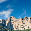 Stock Photo: Montserrat mountain, Catalonia, Spain