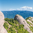 Montserrat mountains, Spain — Stock Photo