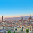 Florence city view, Italy — Stock Photo #8547812